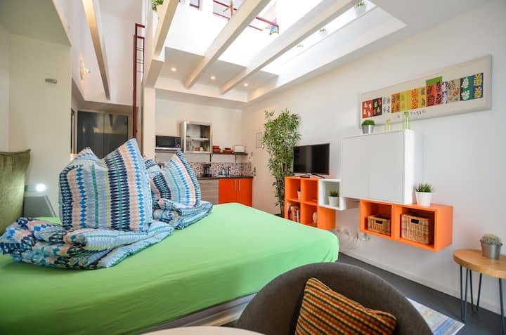 Loft Apartment für 1-4 Personen