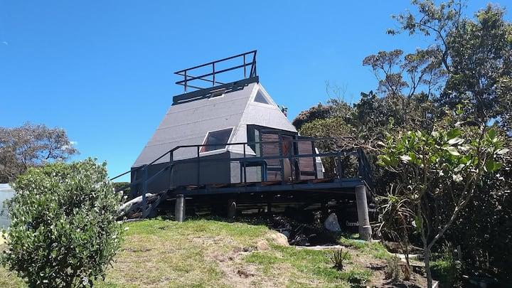 Tetrahedrum Lodge. Con-siente Cuerpo, Mente y Alma