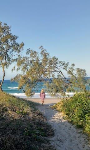 Rainbow Beach Getaway