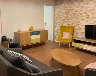 Appartement style ancien 3 pièces de 73 m2