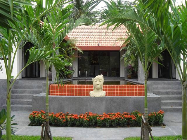 Incredible villa in Kho Samui. (Bangkao residence) - Surat Thani - Villa