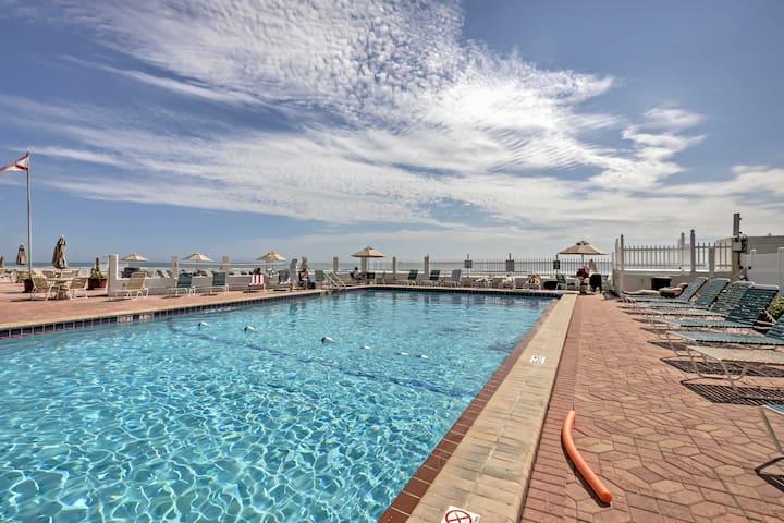 Situated on the sandy shores, you will have easy access to the beach or you can relax by the pool and work on your tan.