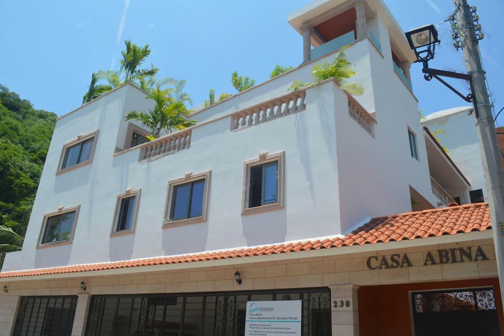 Casa Abina