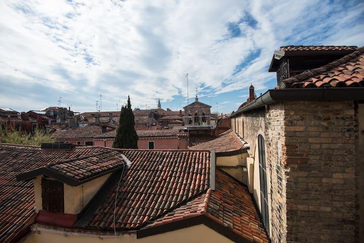 Chiaro di Luna - 5 min from St. Mark