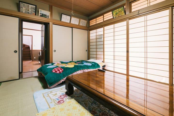 StayWithJapaneseFamilyAtCountryside - 久留米市 - House