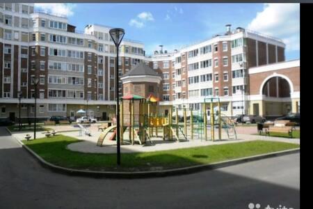 """комплекс """"Зеленная Роща"""" Ивантеевка - Ivanteevka - Apartment"""