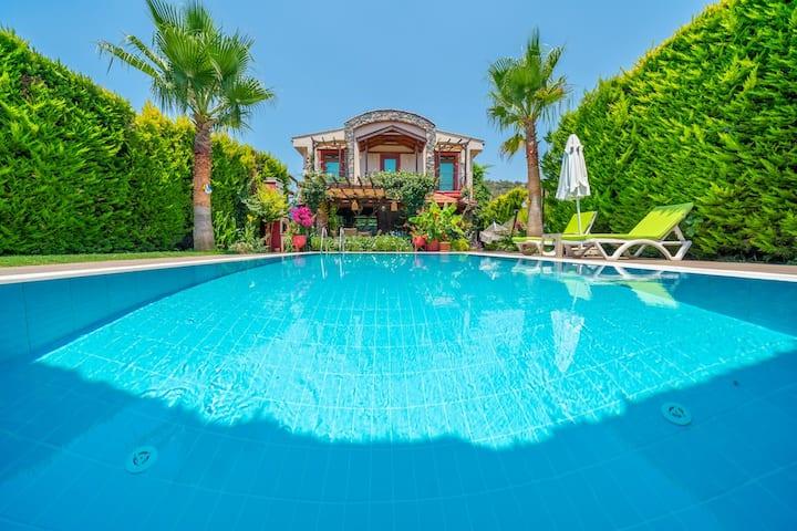 Terra Kaya Villa Romantizm Adresi