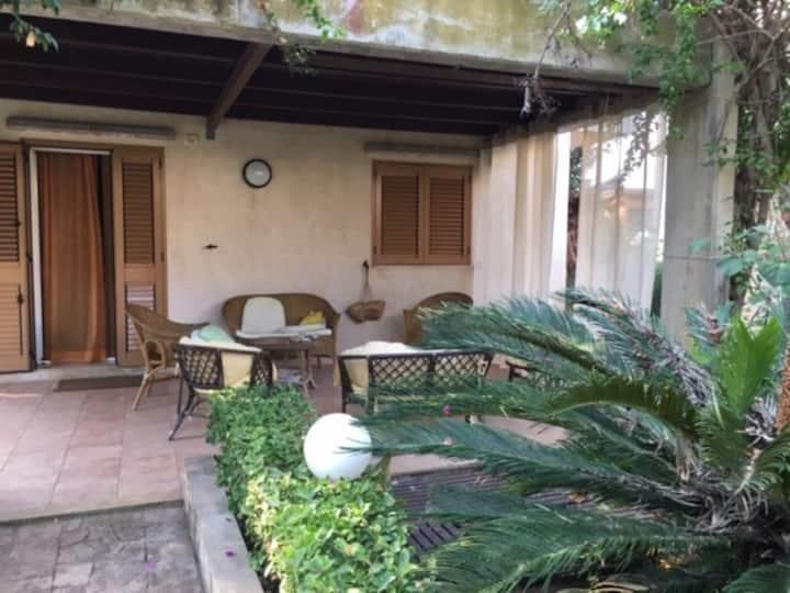 Villetta con giardino nel villaggio Athena Resort