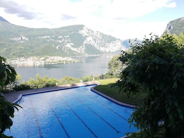 Quel ramo del Lago di Como.........
