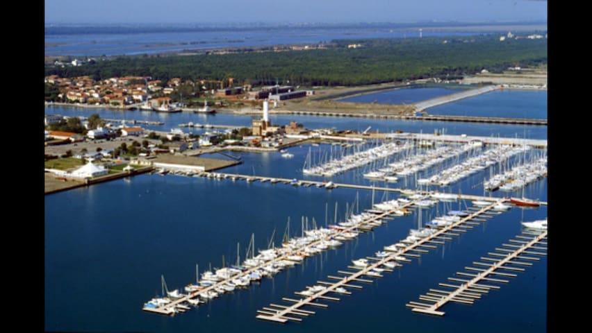 Appartamento centralissimo a Marina - Marina di Ravenna