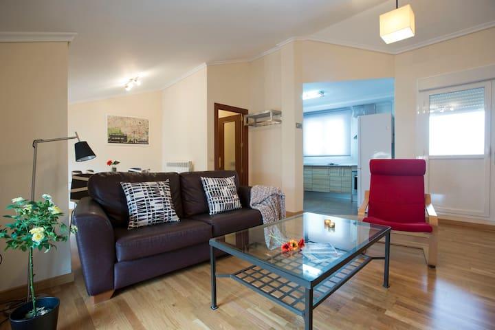 Atico 2 dormitorios - Haro - Apartment