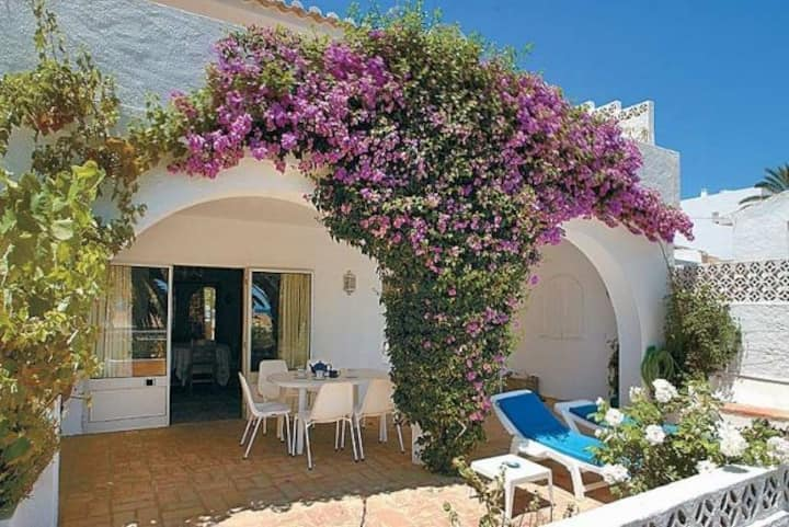CoolHouses Algarve Luz | 3 Bed Townhouse, central & superb view! Casa Salute (100066/AL)