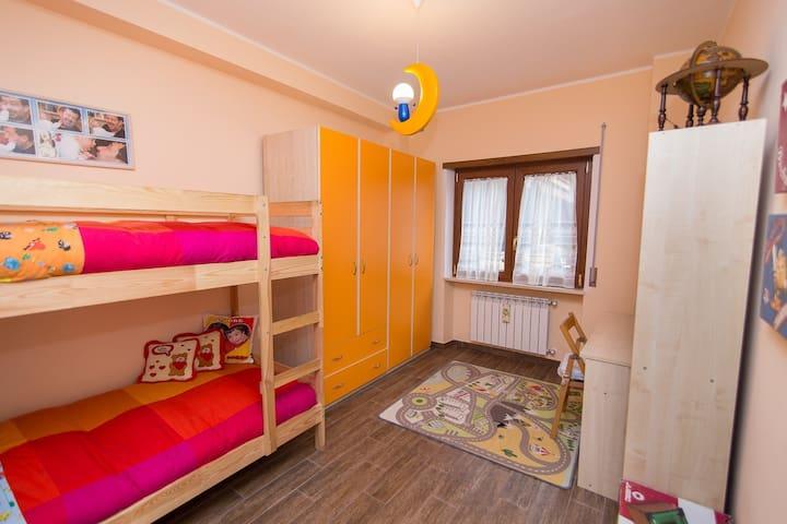 Orange Room (Camera Arancio)