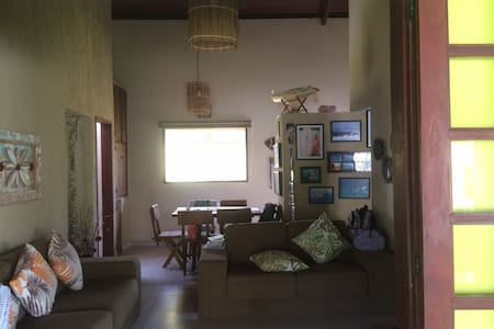 Charmosa,Confortável Casa Serrambi - Ipojuca