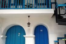 Entrance / Entrada