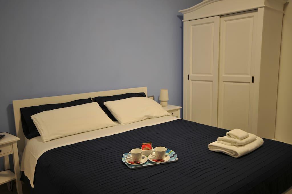 camera matrimoniale  - double room