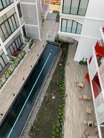 Vista Balcon Apartamento