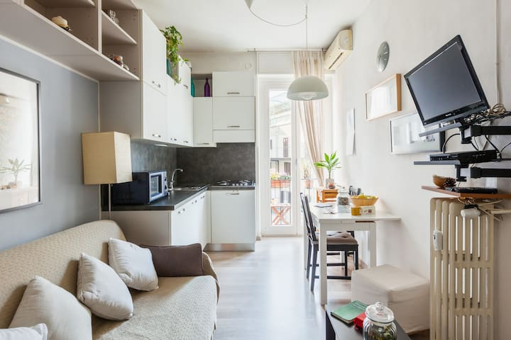 Your home in the central district of Porta Romana