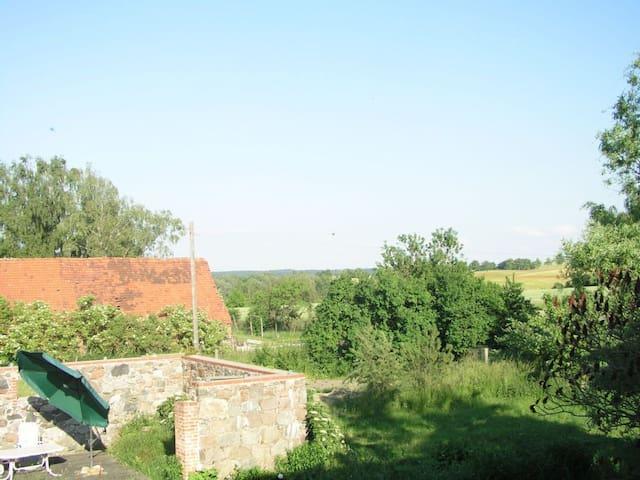 Gemütliches Häuschen in der Uckermark