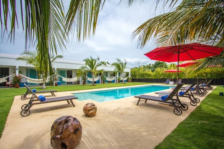 Hotel Boutique en Punta Barco, Coronado, Panama