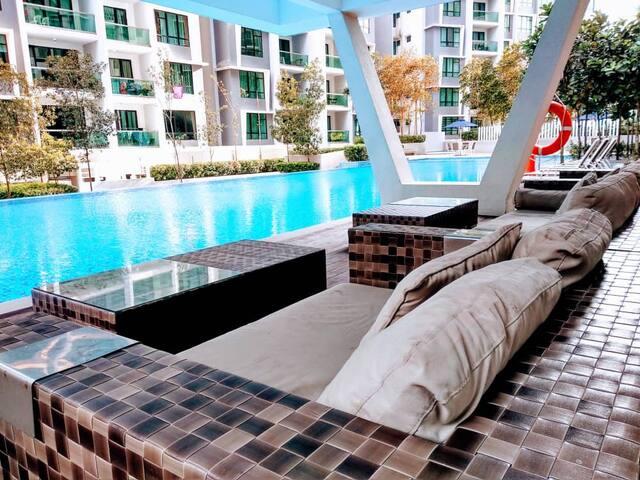 IMPIANA Residence高耸落地窗欧式高级公寓,让您体验不一样的度假感受