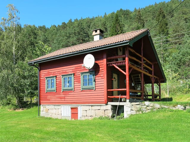 Holiday home in Balestrand for 5 persons