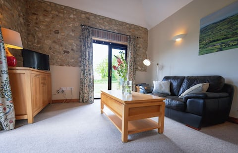 Benoy, a cosy cottage with stunning  view