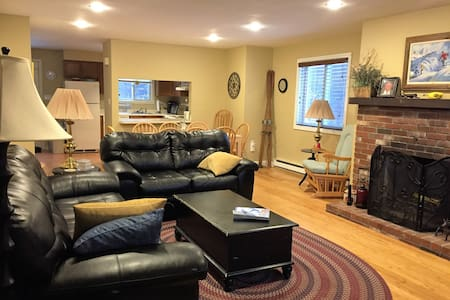 Large Townhouse close to Loon Mountain - Woodstock - Byhus