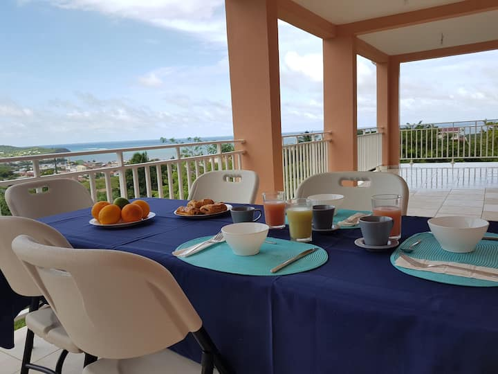 Villa Bel Horizon Martinique 2
