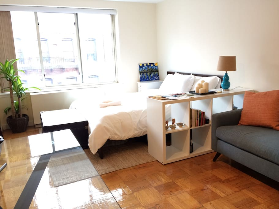 Magnificent Studio Near Little Italy NYC Apartments For Rent In New York