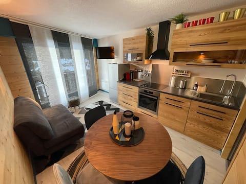 Cosy apartment La Clusaz, 1 bedroom, 4 beds