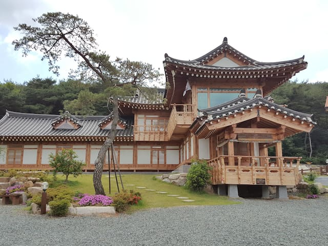 불국사 인근 천년한옥펜션-매화방 - Sidong-ro, Gyeongju-si - Casa