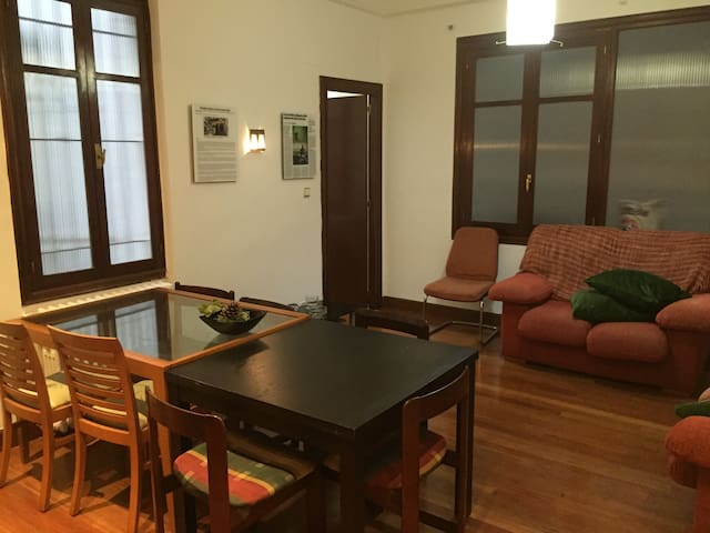 HABITACION EN CENTRO DE BILBAO - Bilbao - Apartament