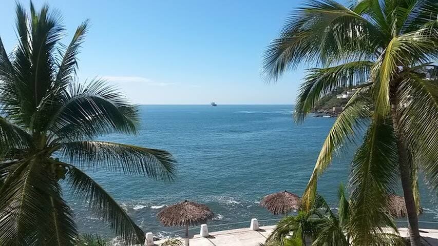 Spectacular Waterfront View - Manzanillo - Apartament