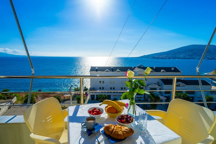 Sea View Apartment on the Ionian Coast