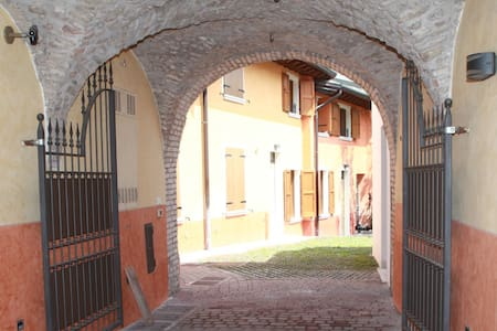 Valeggio Apartment: Two-rooms for four people - Cavriana