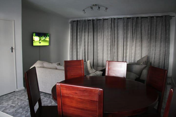 TPK Garden view apartment - Harare - Wohnung