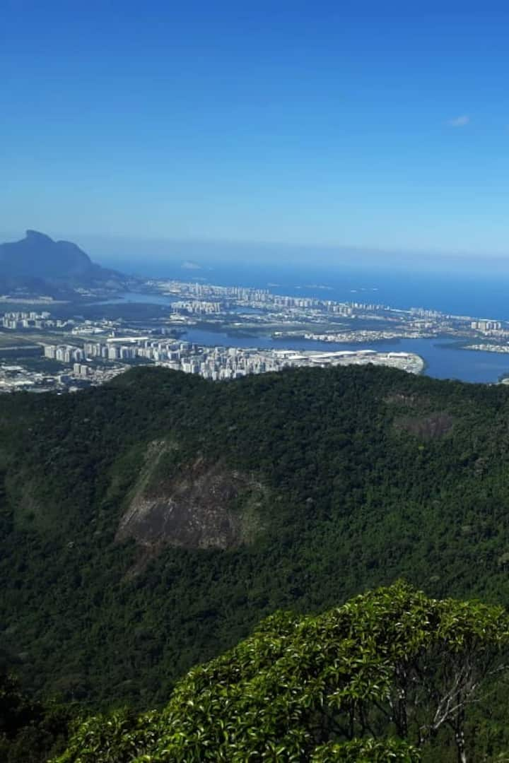 Pedra do Quilombo: 735m above sea level