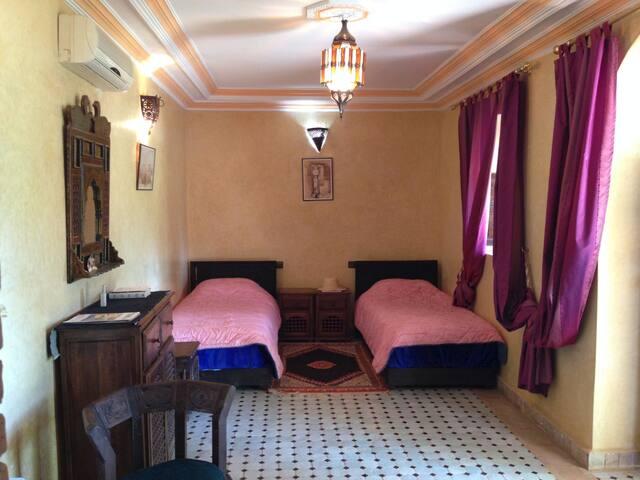 Riad à Sidi Abdellah Ghiatt - Marrakesh - Huis