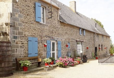 FOXES FARM GITE NEAR MONT SAINT MICHEL SLEEPS 2/3