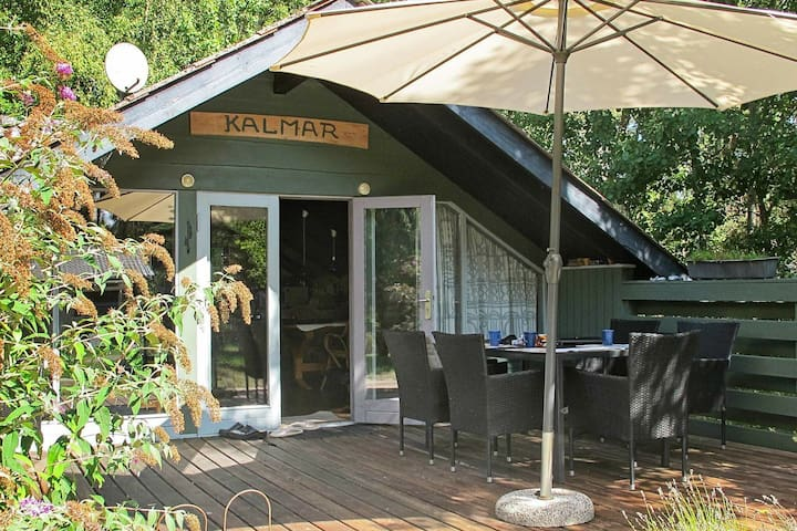 Elite Holiday Home in Stege Zealand with Terrace