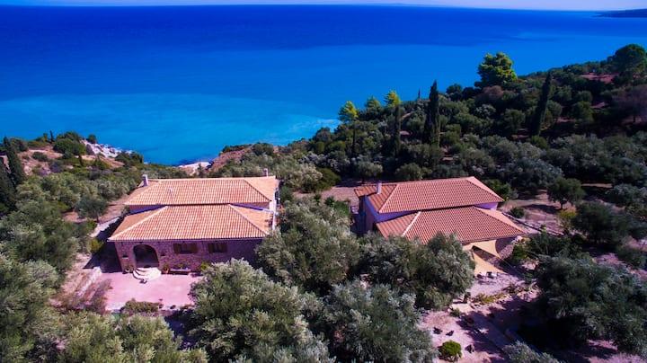 Zante Xigia Bay 2 (Βιλα με θεα στη θαλασσα)