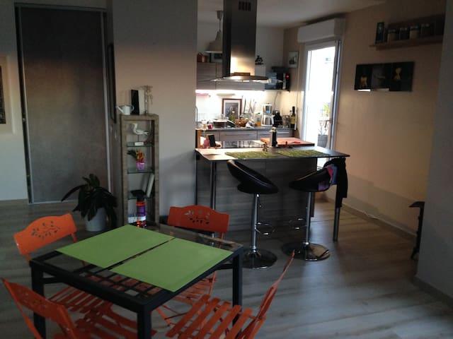 APPARTEMENT ET TERRASSE - Moissy-Cramayel - Condominium