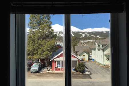 Old town Breckenridge w great views - Appartement en résidence