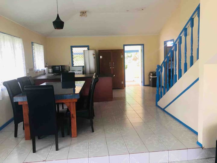 Entire 3 bedroom home in the heart of Siusega