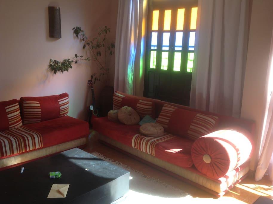 Un des'trois salon