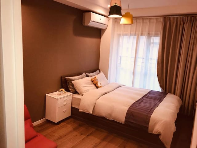 3min to Ikebukuro+Free wifi+2 Bed rooms+Cozy&Clean