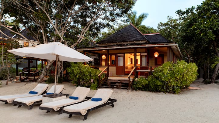 Goldeneye  One Bedroom Beach Villa