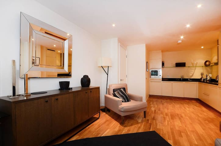 1 Bedroom Flat London Farringdon