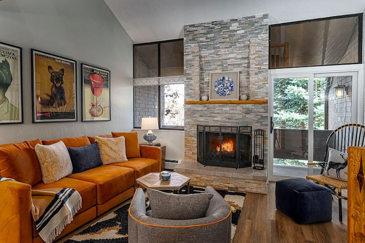 Your Mountain Modern Vacation Home is Waiting!